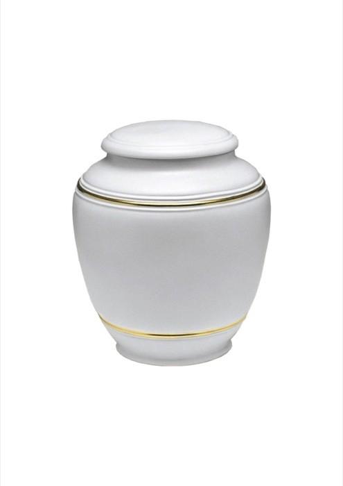 mini urne in porselein UPOLCP21