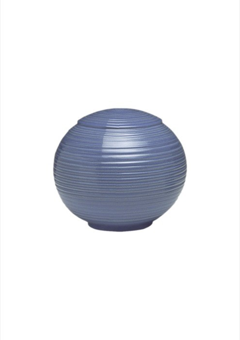mini urne in porselein UPOLSP06
