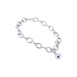 armband in zilver