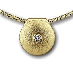 Ashanger goud DS H011-G