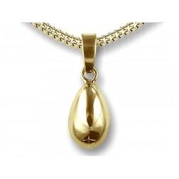 Ashanger goud DS H064-G
