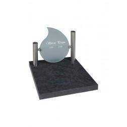 grafzerk urnenveld PUV25 - 30x40cm