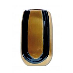 vaas voor columbarium in brons CV427 | 12 cm