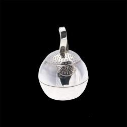 ashanger in zilver HZFLO-H-1