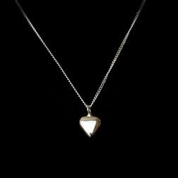 ashanger in zilver HZ-MINI-HART