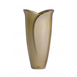 vaas voor columbarium in brons P346   13 cm