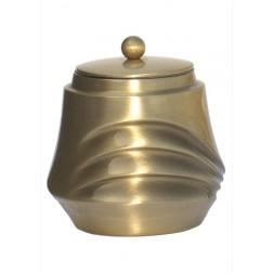 mini urne in blinkend brons P605BRM