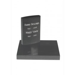 grafzerk urnenveld PUV19 - 27x35x8cm