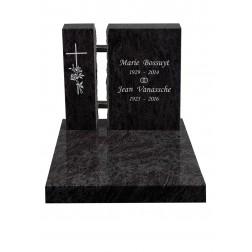 grafzerk urnenveld PUV31 - 40x40x8cm