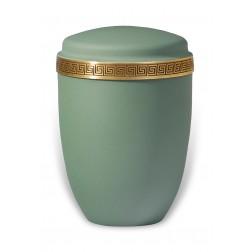 urne in mat metaal UH3370