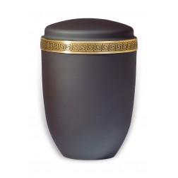 urne in mat metaal UH3375
