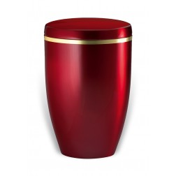 urne in mat metaal UH6231