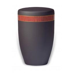 urne in mat metaal UH6294