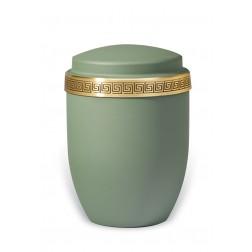 urne in mat metaal UH7320