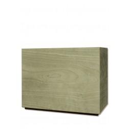 urne in fineerhout UPH2