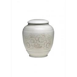 mini urne in porselein UPOLCP18