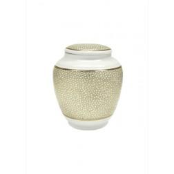 mini urne in porselein UPOLCP25