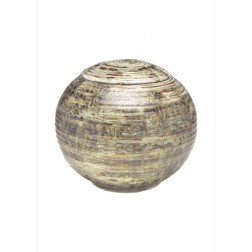 urne in porselein UPOLSG07