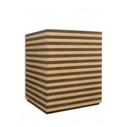 urne in fineerhout UPV3
