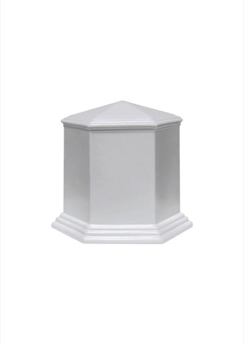 mini urne in porselein UPOLEP31