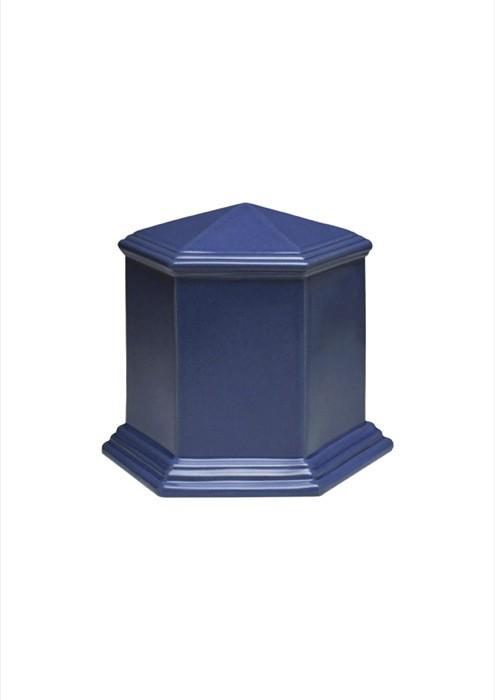 mini urne in porselein UPOLEP34